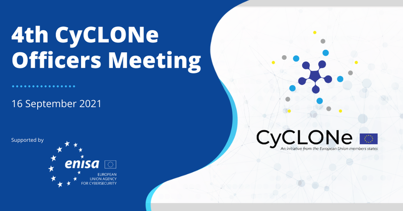 4th CyCLONe Officers Meeting