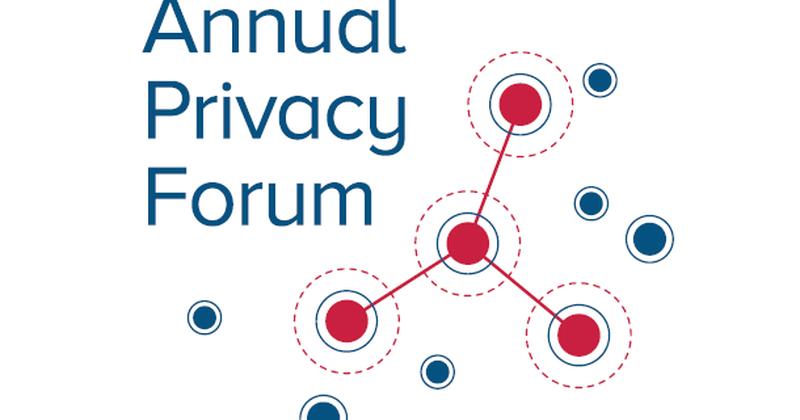 Annual Privacy Forum 2016
