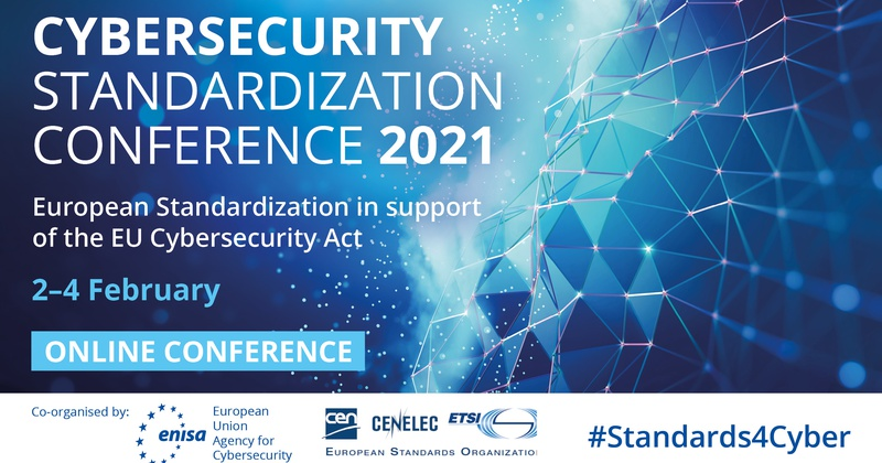 Cybersecurity Standardization Conference 2021