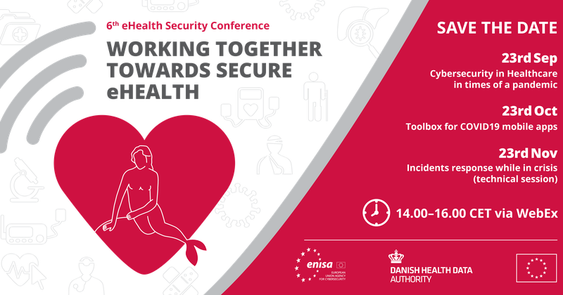 eHealth Security Conference 2020 Online Series #2
