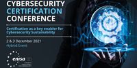 ENISA Cybersecurity Certification Conference 2021