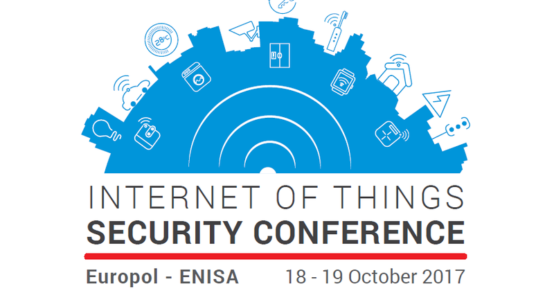 Europol-ENISA IoT Security Conference