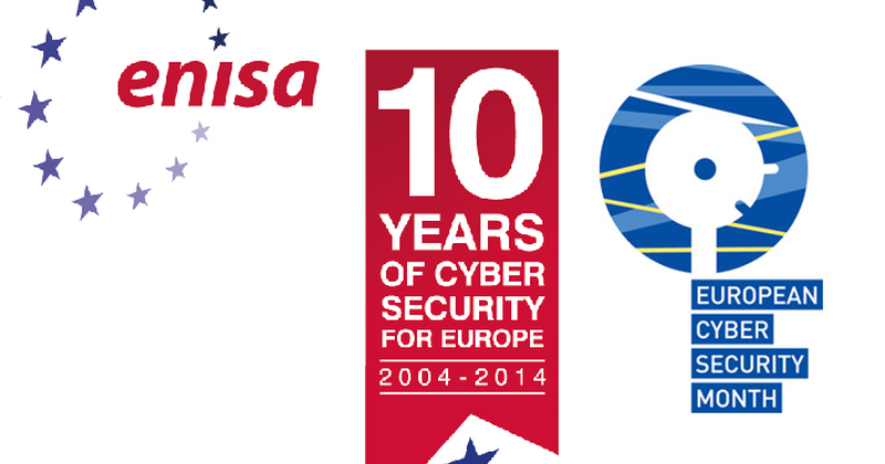 ENISA High Level Event  2014 and European Cyber Security Month launch