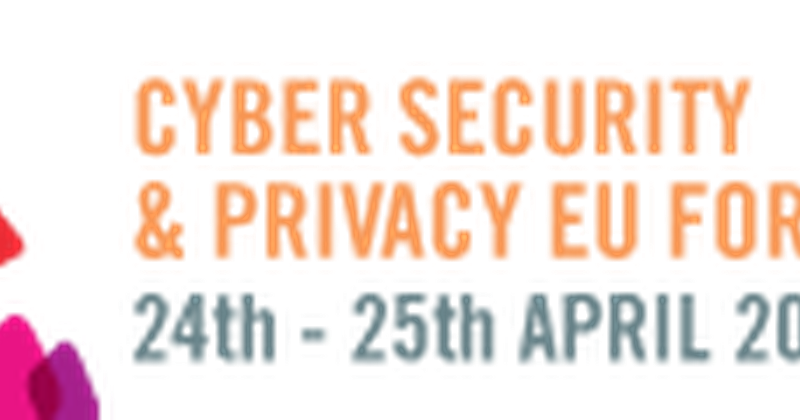 ENISA panel at the Cyber Security & Privacy EU Forum