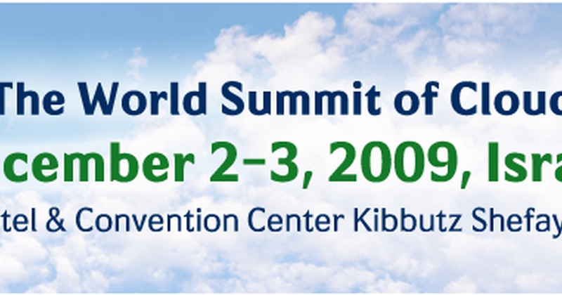The World Summit of Cloud Computing