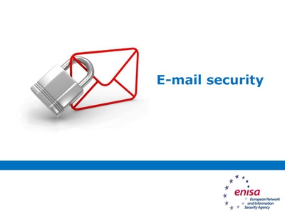E-mail security: Training material
