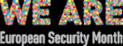 European Security Month adv