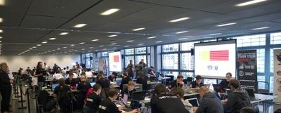 European Cyber Security Challenge final (ECSC) 2015