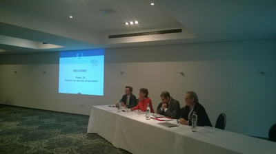 Annual Privacy Forum panel 3