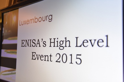 ENISA High Level Event 2015   2