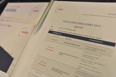 ENISA High Level Event 2015   Agenda