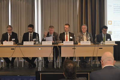 Panel 1   Putting Cybersecurity at the Service of Industry
