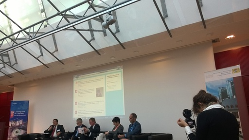 ENISA High Level Event and European Cyber Security Month launch 2014