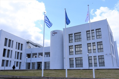 ENISA's office in Heraklion