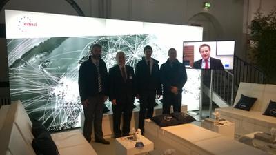 ENISA team at #hub15