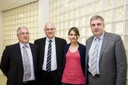 Executive Director Prof. Helmbrecht and ITRE delegation