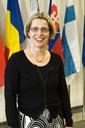 The ENISA Management Board Chair (2011-2013), Mrs Mari Herranen