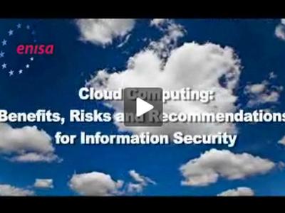 Cloud Computing Video