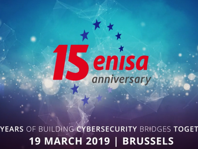 ENISA: 15 years of building cybersecurity bridges together