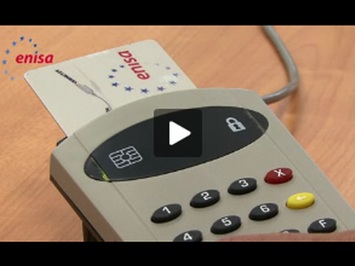 Privacy features of eID cards video clip