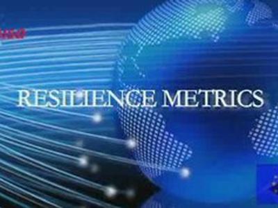 Resilience Metrics video