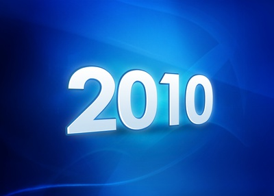 2010 year