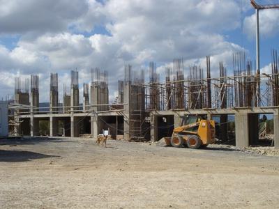 ENISA Building Construction