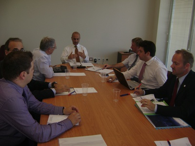 ENISA Management team , Athens