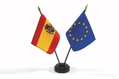 Spain_EU_Flags