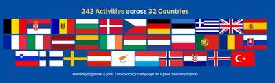 ECSM 2015 countries
