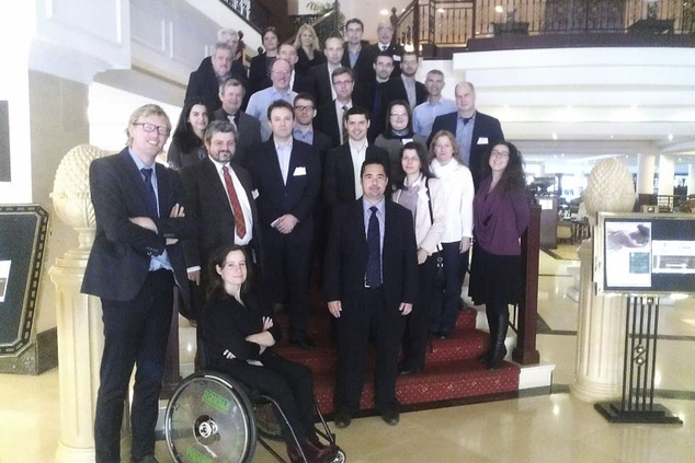 Reporting of cyber security incidents - 12th Article 13a Expert Group meeting in Malta