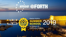 6th ENISA-FORTH Network Information Security Summer School is approaching fast