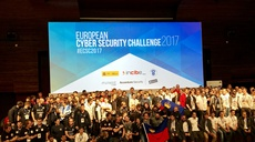 A triumphant European Cybersecurity Challenge 2017. See you in 2018!
