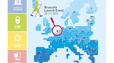 A week to go for the European Cyber Security Month launch!