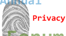 Annual Privacy Forum 2014 materials and APF2015 - Call for partnership