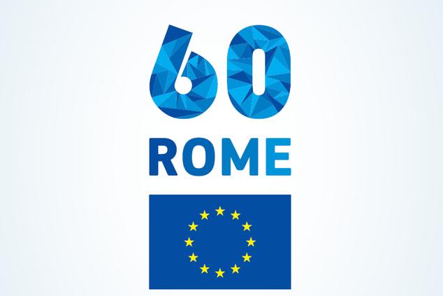 Celebrating #EU60 years of the Treaties of Rome