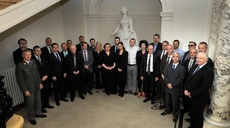 Meeting of Central European Cyber Security Platform 2014