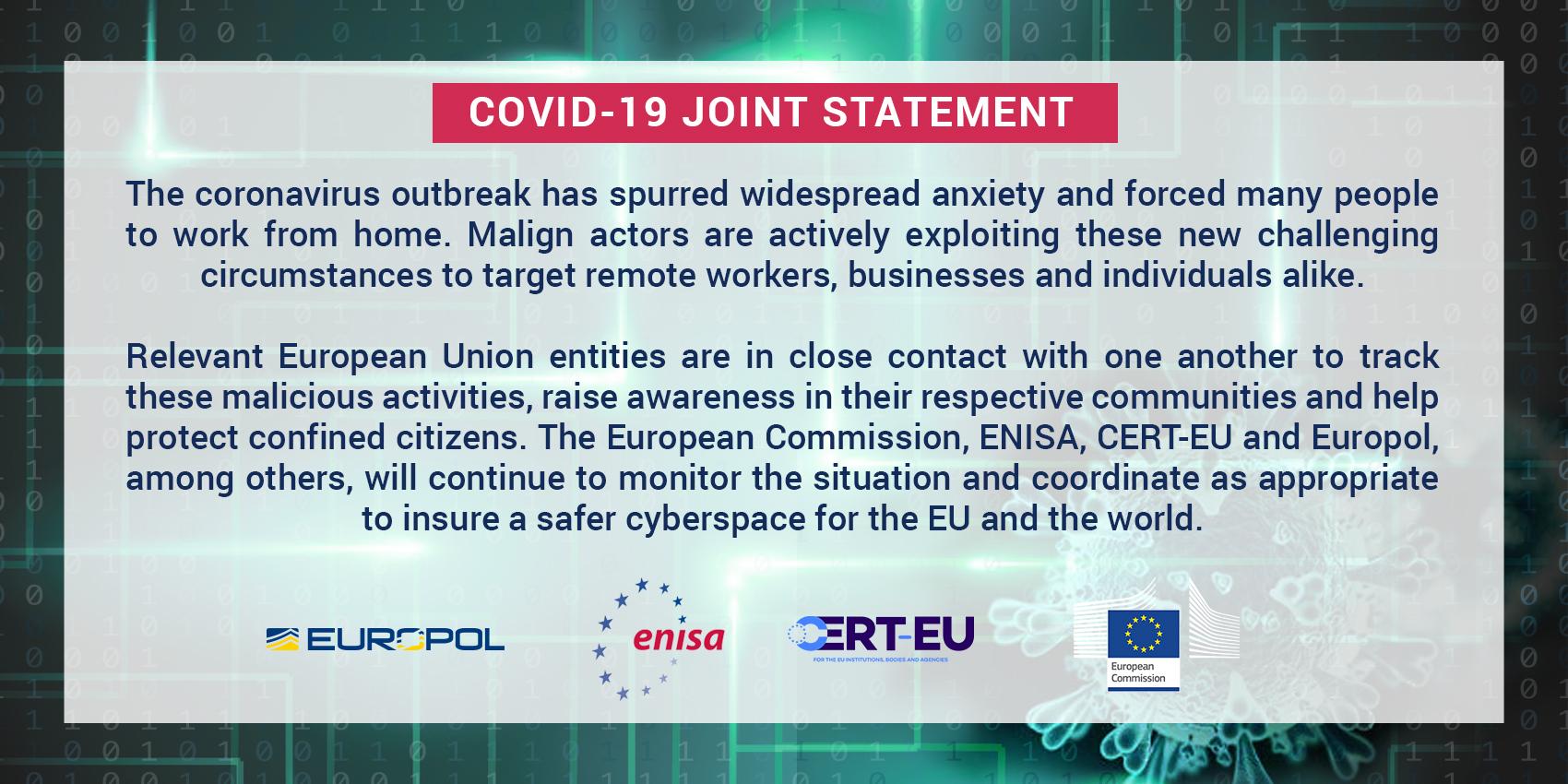 cod vid statement