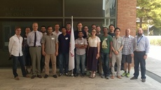 COINS Research School visit to ENISA