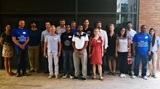 COINS Summer School visit at ENISA