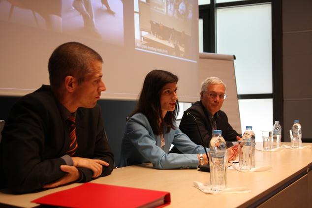 Commissioner Mariya Gabriel visits ENISA