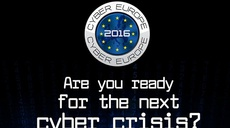 Cyber Europe 2016 - We are stronger together