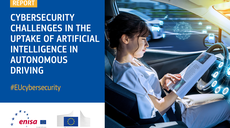 Cybersecurity Challenges in the Uptake of Artificial Intelligence in Autonomous Driving
