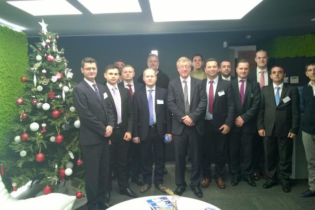 ENCYSEC Members visit  ENISA