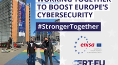 ENISA and CERT-EU sign Agreement to start their Structured Cooperation