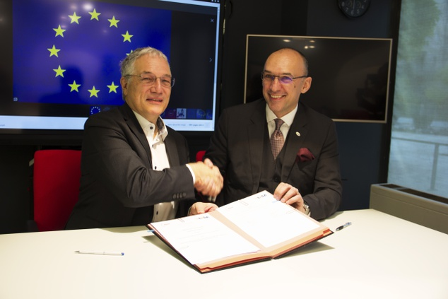 ENISA and eu-LISA boost cooperation