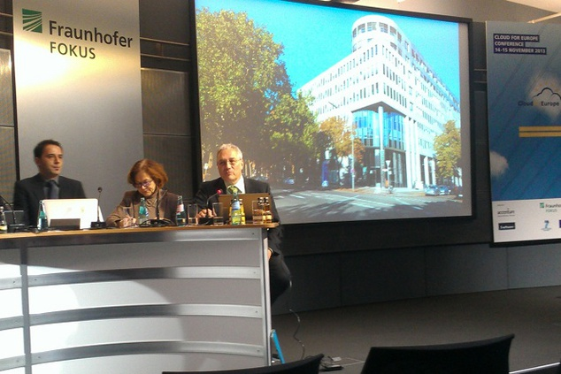 """ENISA at """"Cloud for Europe"""" in Berlin"""