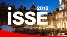 ENISA discussing  'Paradigm-Shift in IT' at the ISSE Conference 2012