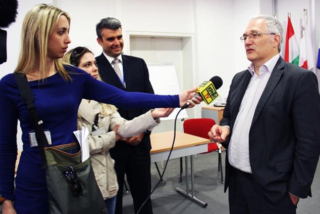 ENISA calls local media