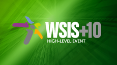 ENISA ED Prof. Udo Helmbrecht at the WSIS+10 High-Level Event in Geneva